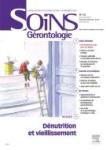Dénutrition et vieillissement