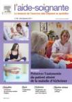 Préserver l'autonomie du patient atteint de la maladie d'Alzheimer