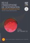REVUE FRANCOPHONE DE CICATRISATION, N°4 - 01/10/2019 - Plaies de l'enfant 2/2