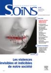 SOINS, N°858 - Septembre 2021 - Les violences invisibles et indicibles de notre société