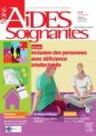 SOINS AIDES SOIGNANTES, N°98 - Janvier/Février 2021 - Inclusion des personnes avec déficience intellectuelle