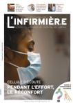 INFIRMIERE (L'), N°10-11 - Juillet-août 2021 - Cellule d'écoute. Pendant l'effort, le réconfort
